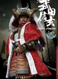 COOMODEL SE039 JAPAN'S WARRING STATES 日本戰國系列 – TAKEDA SHINGEN 武田信玄-04