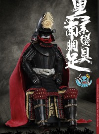 COOMODEL SE041 JAPAN'S WARRING STATES 日本戰國系列 – BLACK CATTAILL ARMOR OF ODA NOBUNAGA 黑系南蠻胴具足盔甲-07