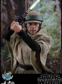 HOT TOYS STAR WARS EPISODE VI RETURN OF THE JEDI 星際大戰六部曲 絕地大反攻 - LUKE SKYWALKER 路克天行者(ENDOR 恩多星版Ver.)(MARK HAMILL 馬克漢彌爾飾演)-03