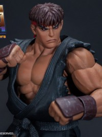 STORM TOY CAPCOM ULTRA STREET FIGHTER II THE FINAL CHALLENGERS 終極快打旋風 2 最後的挑戰者 - EVIL RYU 殺意龍-08