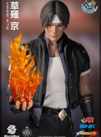 WORLD BOX KF007 THE KING OF FIGHTERS KOF DESTINY 格鬥天王 命運 - KYO KUSANAGI 草薙京-02