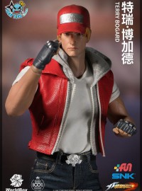WORLD BOX KF009 THE KING OF FIGHTERS KOF DESTINY 格鬥天王 命運 - TERRY BOGARD 泰瑞柏格-04