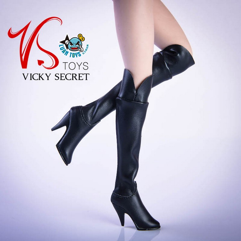 VSTOYS 19XG36D FASHION OVER THE KNEE BOOTS 時尚過膝長靴(黑色)-02