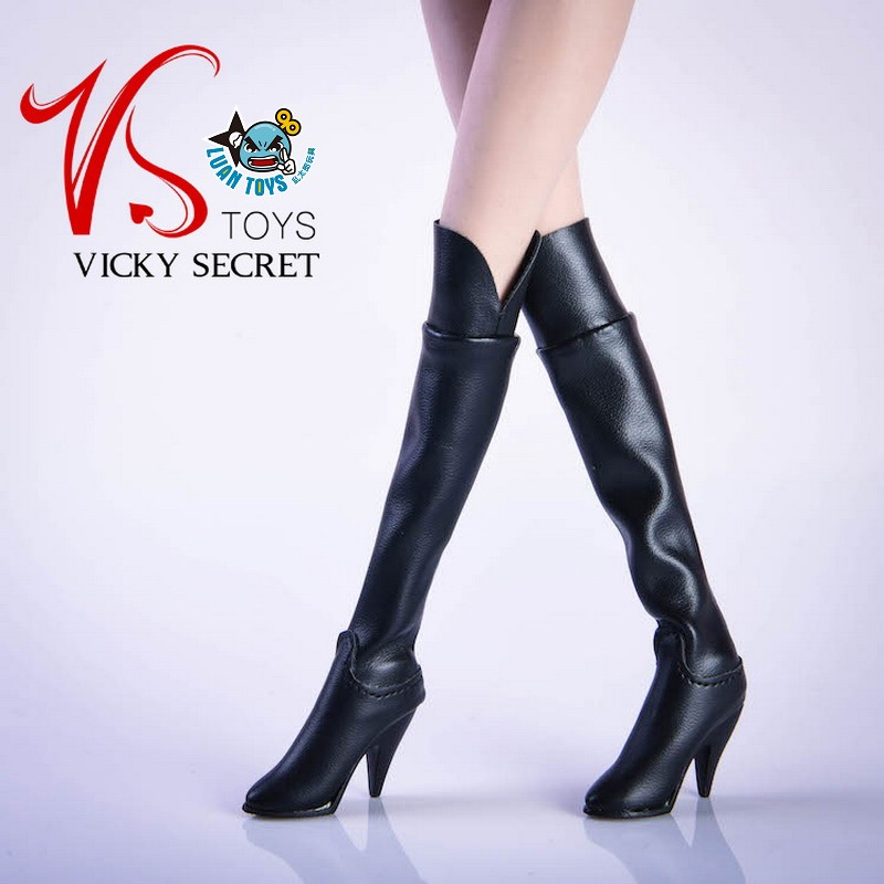 VSTOYS 19XG36D FASHION OVER THE KNEE BOOTS 時尚過膝長靴(黑色)-03