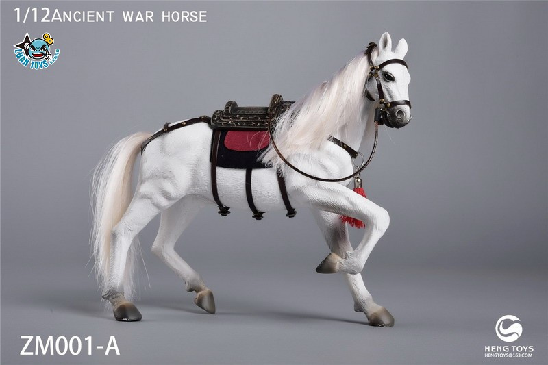 HENG Toys ZM001 ANCIENT WAR HORSE 古代戰馬(跑姿版)-02