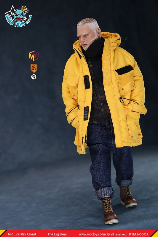MCCToys X MR.Z MCC021 MINI CLOSET 迷你衣櫥系列 – THE BIG DEAL(CASUAL SETS) 大佬服裝配件組(休閒版)-01