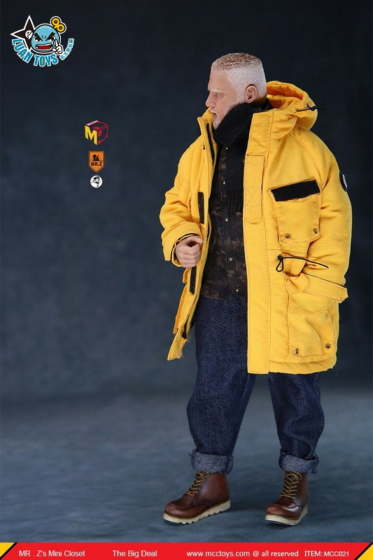 MCCToys X MR.Z MCC021 MINI CLOSET 迷你衣櫥系列 – THE BIG DEAL(CASUAL SETS) 大佬服裝配件組(休閒版)-07