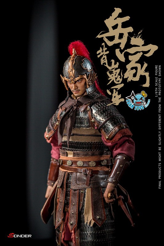 SONDER SD003 SONG DYNASTY 宋朝 - WARRIOR OF ARMY YUE 岳家背嵬軍-02