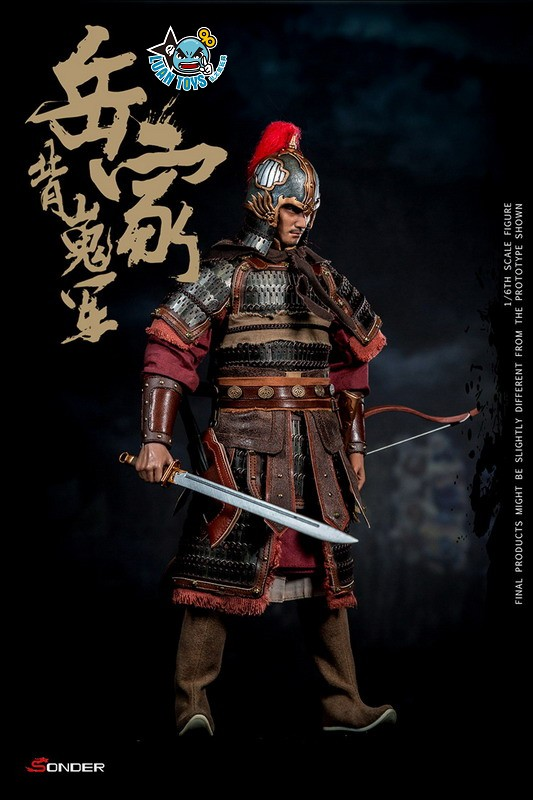 SONDER SD003 SONG DYNASTY 宋朝 - WARRIOR OF ARMY YUE 岳家背嵬軍-03