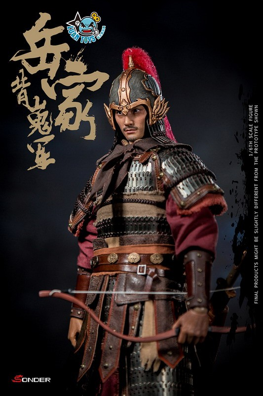 SONDER SD003 SONG DYNASTY 宋朝 - WARRIOR OF ARMY YUE 岳家背嵬軍-04