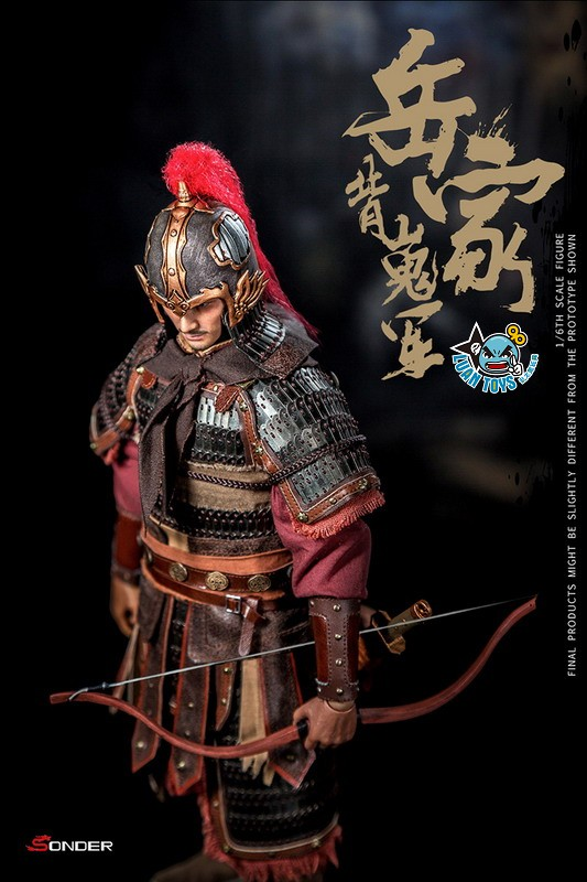 SONDER SD003 SONG DYNASTY 宋朝 - WARRIOR OF ARMY YUE 岳家背嵬軍-05