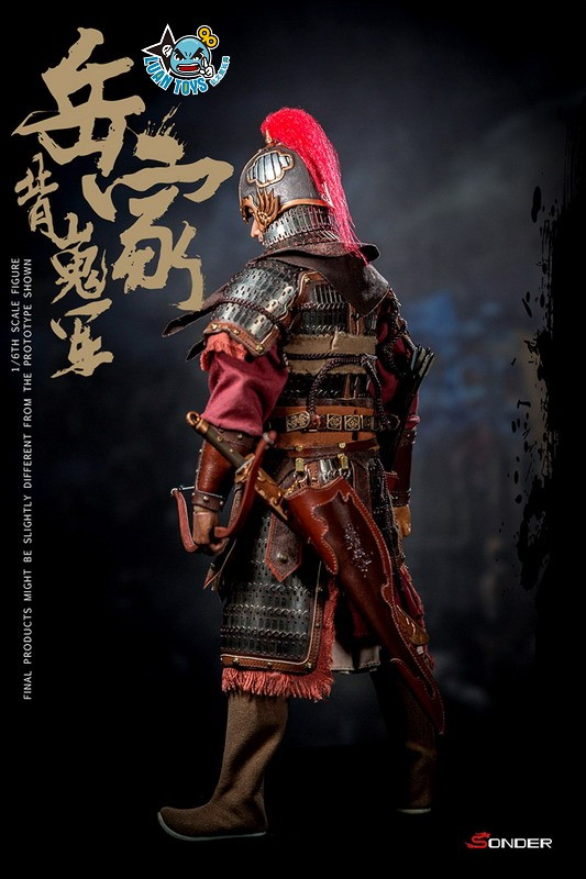 SONDER SD003 SONG DYNASTY 宋朝 - WARRIOR OF ARMY YUE 岳家背嵬軍-06