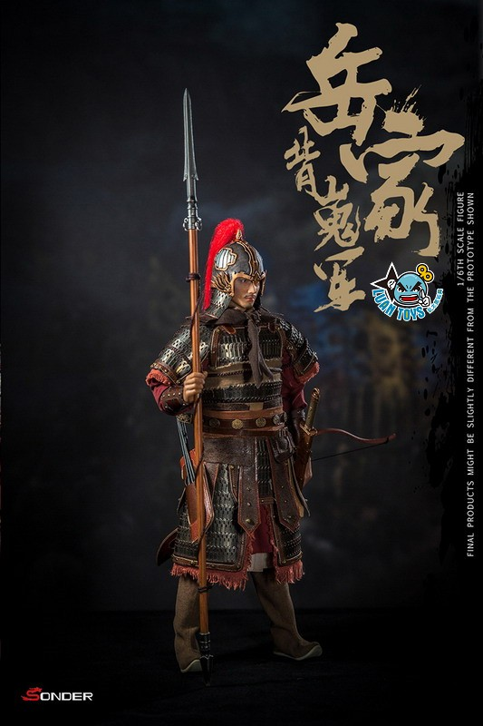SONDER SD003 SONG DYNASTY 宋朝 - WARRIOR OF ARMY YUE 岳家背嵬軍-07