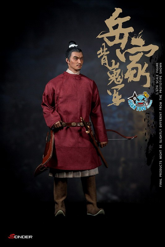 SONDER SD003 SONG DYNASTY 宋朝 - WARRIOR OF ARMY YUE 岳家背嵬軍-09
