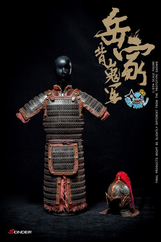 SONDER SD003 SONG DYNASTY 宋朝 - WARRIOR OF ARMY YUE 岳家背嵬軍-10