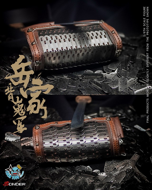 SONDER SD003 SONG DYNASTY 宋朝 - WARRIOR OF ARMY YUE 岳家背嵬軍-11