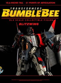 Threezero TRANSFORMERS BUMBLEBEE 變形金剛 大黃蜂 – BLITZWING 閃電-08