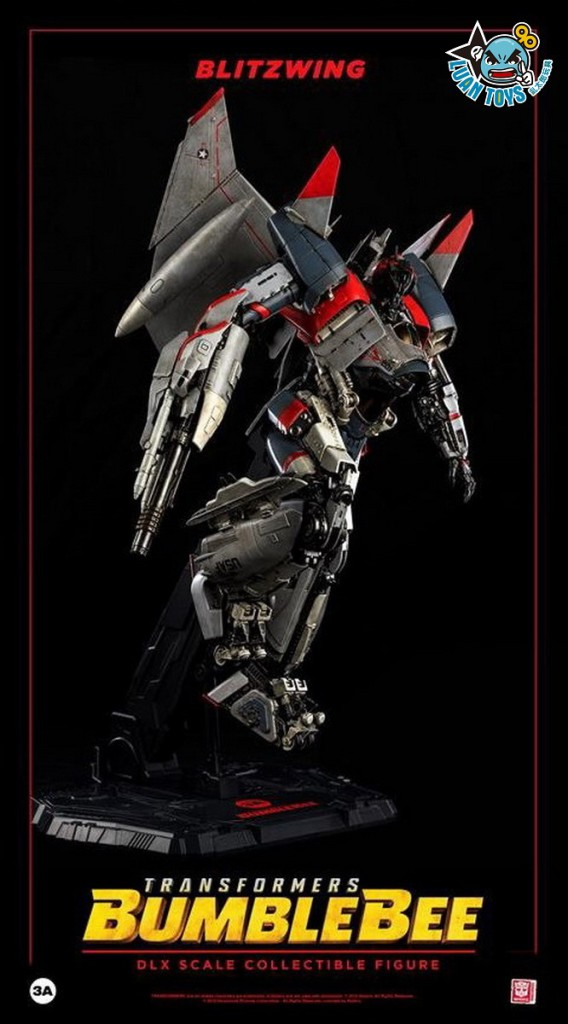 Threezero TRANSFORMERS BUMBLEBEE 變形金剛 大黃蜂 – BLITZWING 閃電-11