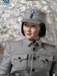 VERYCOOL VCF-2038B WWII MILITARY UNIFORM EIGHT ROUTE ARMY MEDICAL SOLDIER 二戰國軍八路軍醫務兵(DX版)-01