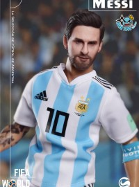 HENG TOYS HG-06 ARGENTINA NATIONAL FOOTBALL TEAM 阿根廷國家足球代表隊 - MESSI 梅西-01