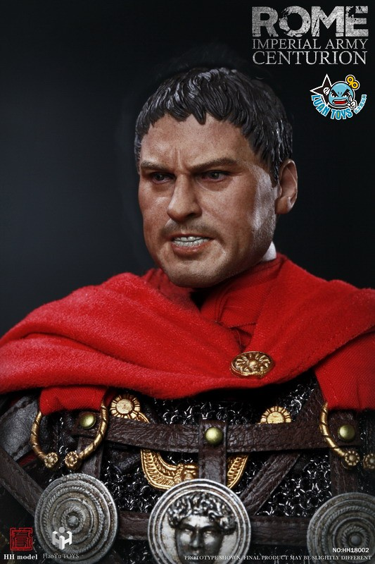 HH model & HaoYu TOYS ROMAN EMPIRE LEGIONARY 羅馬帝國軍團 – ROMAN CENTURION 百夫長-11