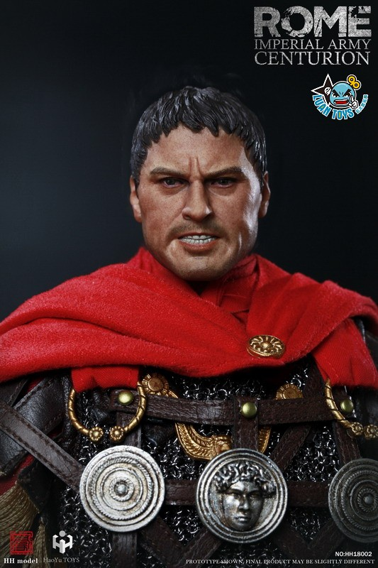 HH model & HaoYu TOYS ROMAN EMPIRE LEGIONARY 羅馬帝國軍團 – ROMAN CENTURION 百夫長-12