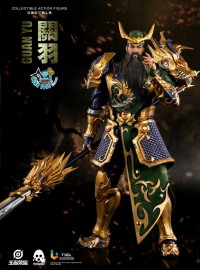 Threezero HONOR OF KINGS 王者榮耀 - GUAN YU 關羽-01