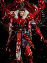 Threezero HONOR OF KINGS 王者榮耀 - ZHANG FEI 張飛-02