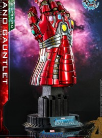 HOT TOYS MARVEL AVENGERS ENDGAME 復仇者聯盟 4 終局之戰 –  NAND GAUNTLET 奈米手套(HULK 浩克版Ver.)-02