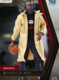 DJ-CUSTOM NB001 HOUSTON ROCKETS 美國職籃休士頓火箭隊 – JAMES HARDEN 詹姆士哈登(DX版)-01