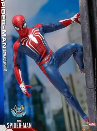 HOT TOYS MARVEL'S SPIDER-MAN 漫威蜘蛛人 - SPIDER-MAN 蜘蛛人(ADVANCED SUIT 先進戰衣版Ver.)-12