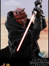 HOT TOYS STAR WARS EPISODE I THE PHANTOM MENACE 星際大戰首部曲 威脅潛伏 – DARTH MAUL 達斯魔(RAY PARK 雷帕克飾演)-02