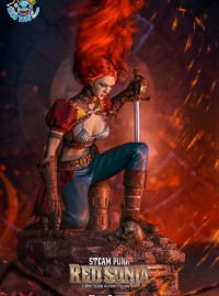 TBLeague PL2019-140 RED SONJA 女王神劍(STEAM PUNK 蒸汽朋克版Ver.)-01