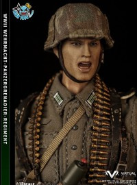 VTS TOYS VG002 WWII GERMAN WEHRMACHT PANZERGRGRENADIER REGIMENT 二戰德軍國防軍裝甲擲彈兵師-01