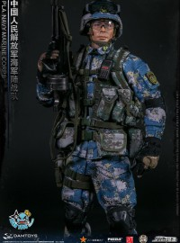 DAMTOYS 78068 CHINESE PEOPLE'S LIBERATION ARMY NAVY MARINE CORPS 中國人民解放軍海軍陸戰隊-01