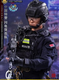 FLAGSET X 滄久工作室 FS-73024 CHINA S.W.A.T(SPECIAL WEAPONS AND TACTICS) SHANDIAN COMMANDOS 中國特警閃電突擊隊-07