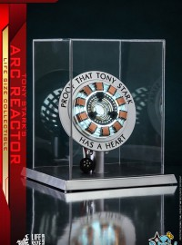 HOT TOYS MARVEL TONY STARK'S ARC REACTOR 東尼之心 核心反應爐-01