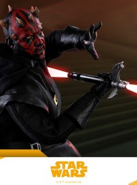 HOT TOYS SOLO A STAR WARS STORY 星際大戰外傳 韓索羅 – DARTH MAUL 達斯魔-01