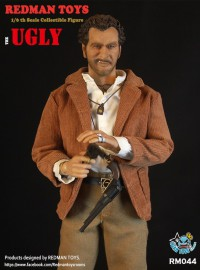 REDMAN TOYS RM044 THE GOOD,THE BAD AND THE UGLY 黃金三鏢客 – THE UGLY 小人、TUCO 圖科(ELI WALLACH 伊萊沃勒克飾演)-01
