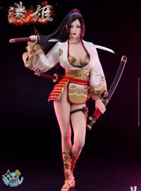 VERYCOOL VCF-2039 ANCIENT JAPANESE HEROINE SERIES 姬武風雲系列 - NoHIME 濃姬-06