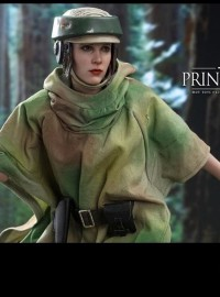 HOT TOYS STAR WARS EPISODE VI RETURN OF THE JEDI 星際大戰六部曲 絕地大反攻 – PRINCESS LEIA 莉亞公主(ENDOR 恩多星版Ver.)(CARRIE FISHER 嘉莉費雪飾演)-02