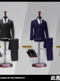 POPTOYS POP-X27 POP COSTUME GENTLEMAN SUIT 男仕極致版型西裝配件組-01