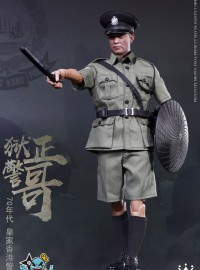 Warrior Model SN003 1970s HONG KONG ROYAL POLICE PRISON GUARD 70年代香港皇家警察獄警 - 正哥-02