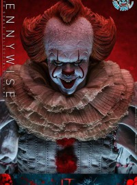 HOT TOYS IT 牠 – IT 牠、PENNYWISE THE DANCING CLOWN 跳舞小丑 潘尼懷斯-04