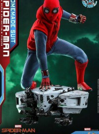 HOT TOYS MARVEL SPIDER-MAN FAR FROM HOME 蜘蛛人離家日 – PETER PARKER 彼得帕克(TOM HOLLAN 湯姆霍蘭德飾演)(自製戰衣版Ver.)-11