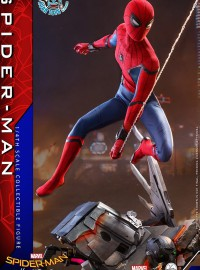 HOT TOYS MARVEL SPIDER-MAN FAR FROM HOME 蜘蛛人離家日 – PETER PARKER 彼得帕克(TOM HOLLAN 湯姆霍蘭德飾演)-03