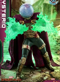 HOT TOYS MARVEL SPIDER-MAN FAR FROM HOME 蜘蛛人 離家日 – MYSTERIO 神秘法師-08