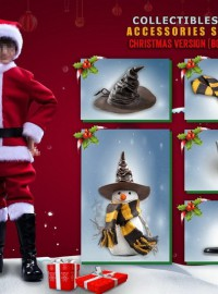 STAR ACE XM0004 HARRY POTTER 哈利波特 – CHRISTMAS SET BOY Ver. 聖誕節男孩服裝配件組