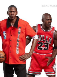 ENTERBAY NBA CHICAGO BULLS 美國職籃芝加哥公牛隊 – MICHAEL JORDAN 麥可喬丹(FINAL LIMITED 終極限量版-客場版Ver.)-0