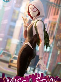 BULLET HEAD BH005 SPIDER-MAN INTO THE SPIDER-VERSE 蜘蛛人 新宇宙 – SPIDER-GWEN 蜘蛛關-06